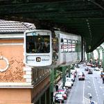 Парящий поезд