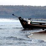 Рыбаки в Гоа. Индия