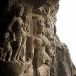 Аурангабад, пещеры Эллоры