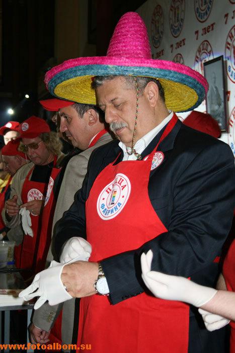 «Мексиканец», телеведущий Михаил  Борисов