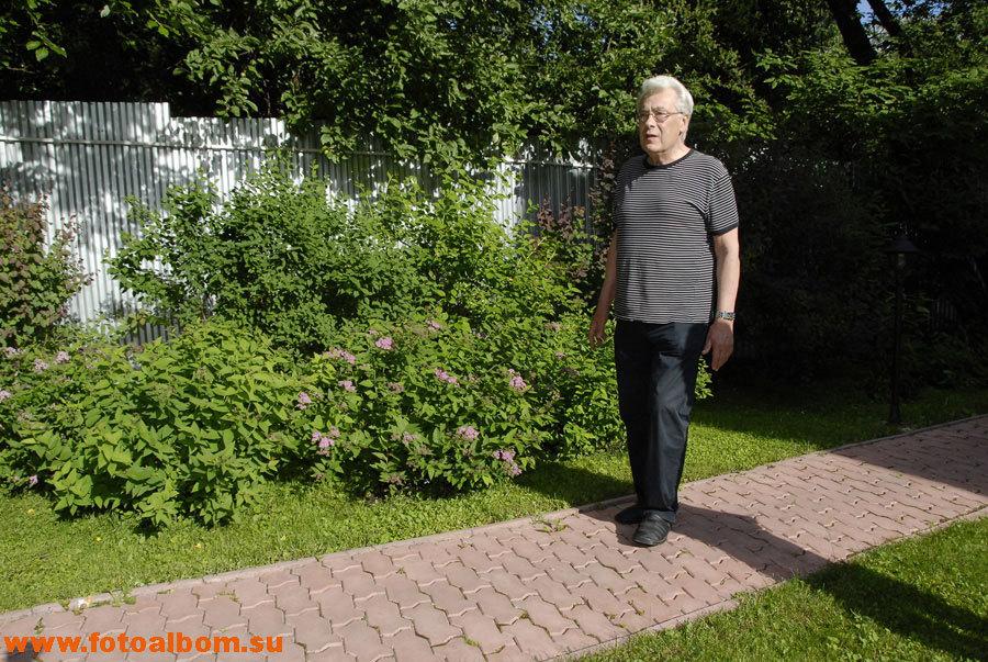 За высоким забором – когда-то стояли дачи актеров Марии Бабановой, Владимира