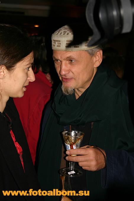 гость вечера –  Бронислав Виногродский