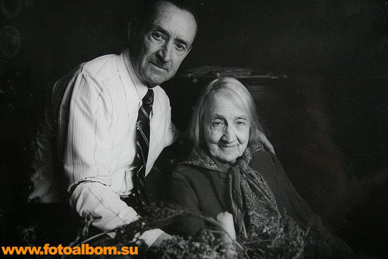 С сыном Андреем Трухачевым, 1981 г.