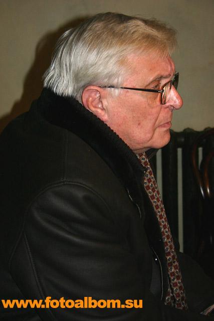 Народный любимец Олег Басилашвили