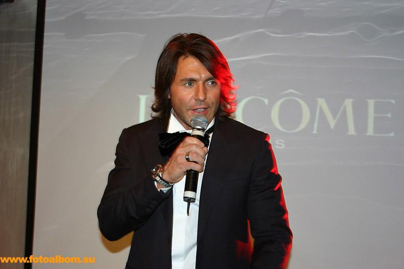 Ведущий вечера Андрей Малахов