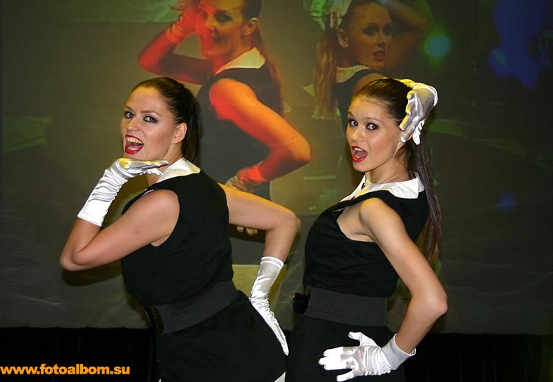 Танцы, танцы, танцуют девчонки…