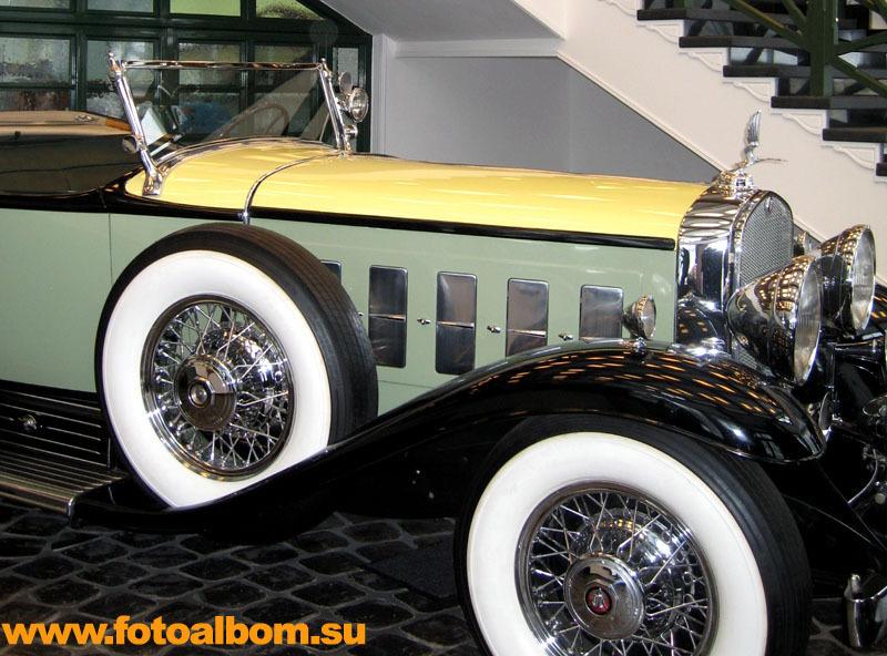 Cadillac V16 Sport Roadster. Cadillac Motor Car Company, США, 1930 г.