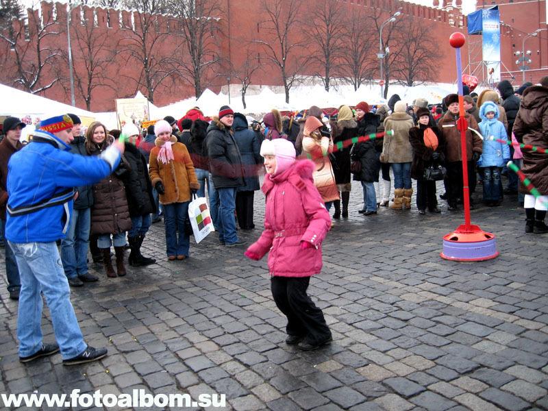 Скакалка - старинная русская забава
