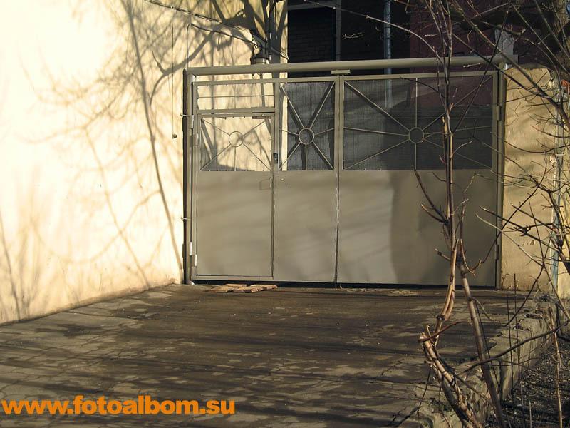 Ворота – проход на объект
