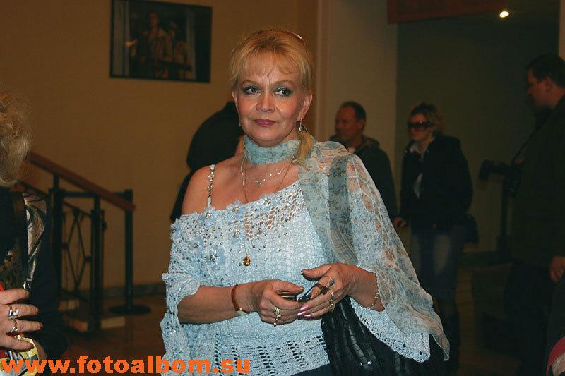 Актриса Ирина Шевчук