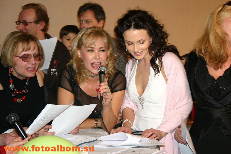Солистки - Ольга Спиркина и Анна Снаткина