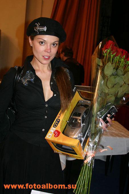 Журналистка Альбина – Наталья Громушкина