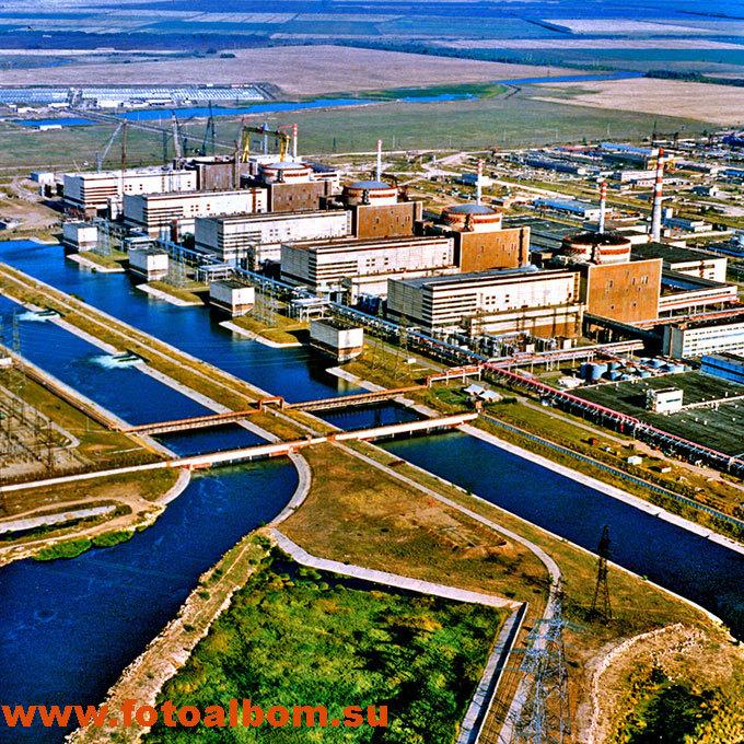 Балаковская АЭС. Балаковская АЭС создавалась в течение 8 лет, с 1985 по 1993