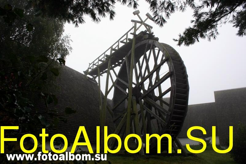 Единственный в мире Музей работающих мельниц находится в Нижней Саксонии,