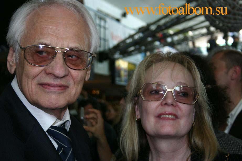Владимир Наумов, Наталья Белохвостикова