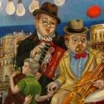 Выставка художников-репатриантов в Иерусалиме