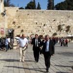 Делегация российских бизнесменов посетила Иерусалим