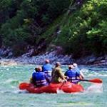 Сплав по реке Рассоха