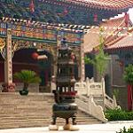 Монастыри Китая