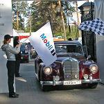 Mercedes Classic Day в Москве