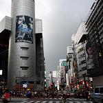 Улицы большого города (Токио, Shibuya)