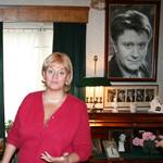 Татьяна Егорова и я