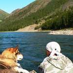 Сплав  по реке Рассоха - озеро Дарпир