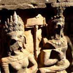 Ангкор, древняя столица Камбоджи.