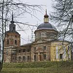 Усадьба Обольяниново