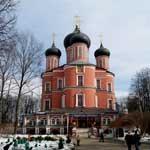 Москва. Донской монастырь