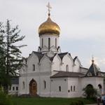 Звенигород. Саввино-Сторожевский монастырь. (Часть 1)