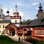Звенигород. Саввино-Сторожевский монастырь. (Часть 2)