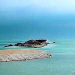 Природа мертвого моря.