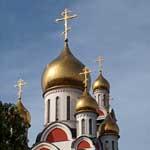 Собор святого великомученика Георгия Победоносца в г. Одинцово