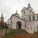 Свято-Данилов монастырь (часть 1)