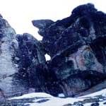 Камни-останцы Колымы