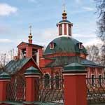 Храм Святой Троицы в Воронцово