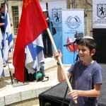День Победы в Иерусалиме - 2010