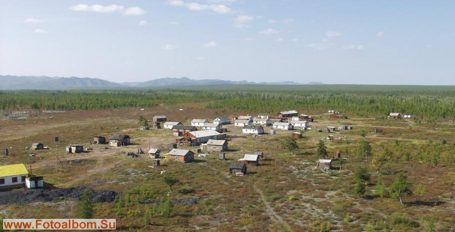 Село Утая Верхнеколымский район