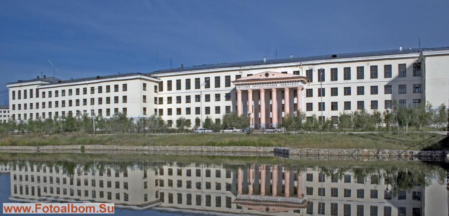 Университет им аммосова