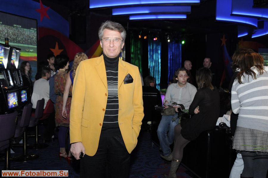 Член жюри телеконкурса «Танцы со звездами», хореограф Владимир Андрюхин