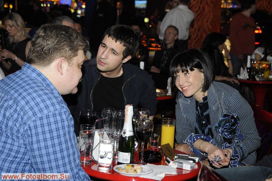 Певица Алиса Мон с друзьями