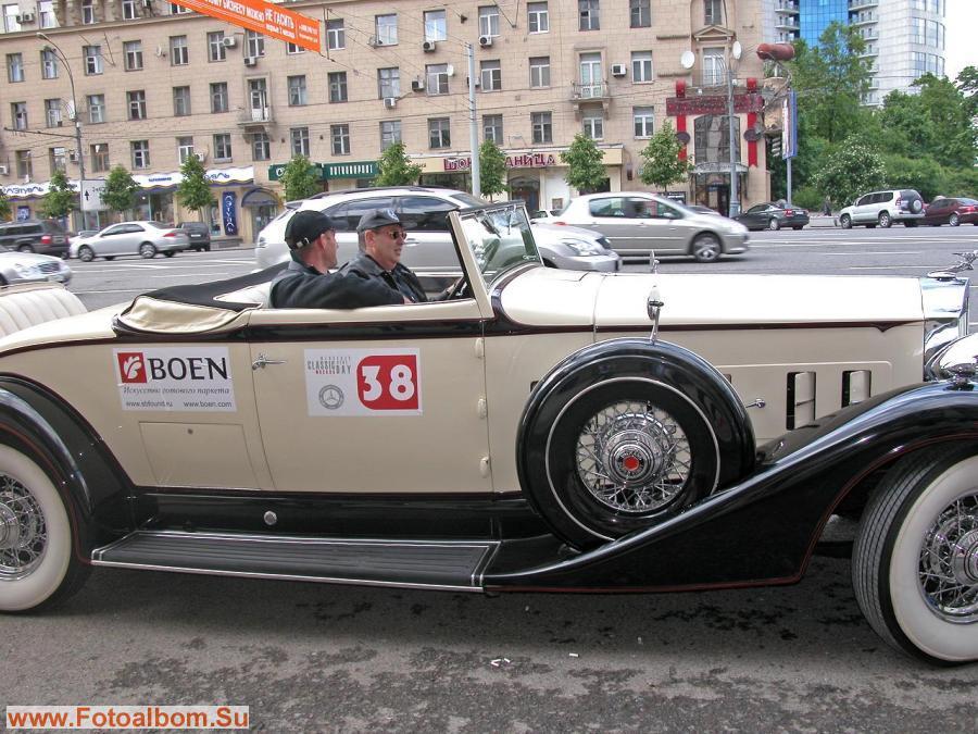 Packard на Кутузовском