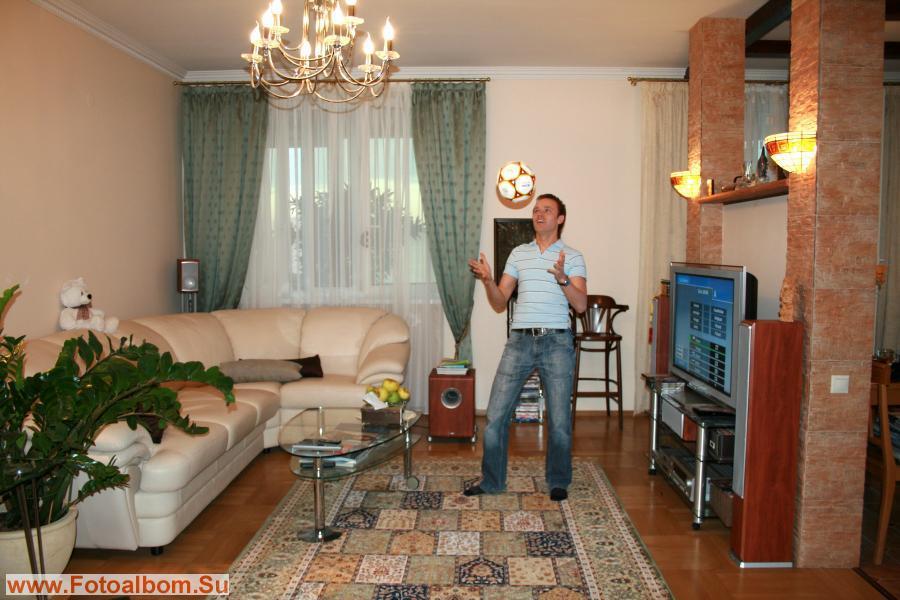 Большая комната – иногда спортзал