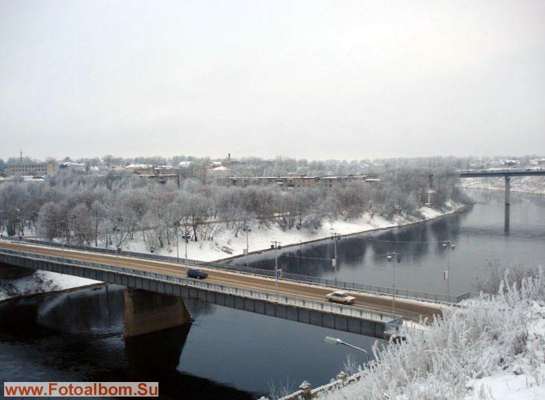 мосты Ржева
