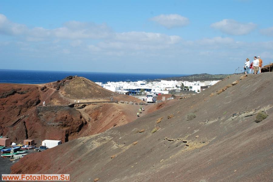 Лансароте – остров потухших вулканов.
