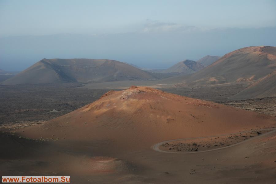вулканы объявлены Национальным парком.