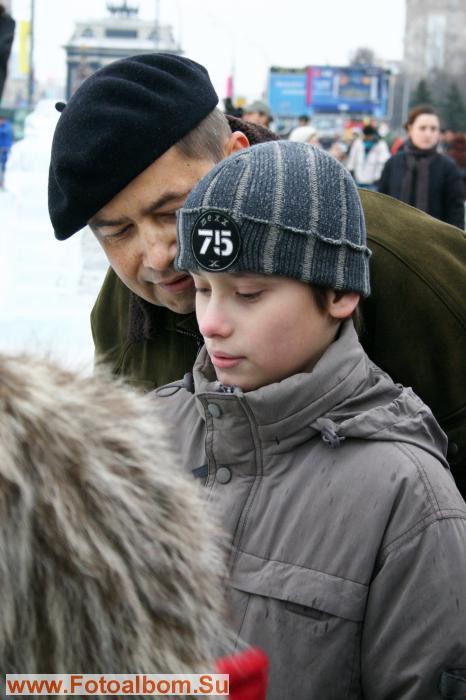 Николай Расторгуев с сыном