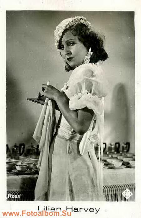 Лилиан Харвей (Lillian Harvey)