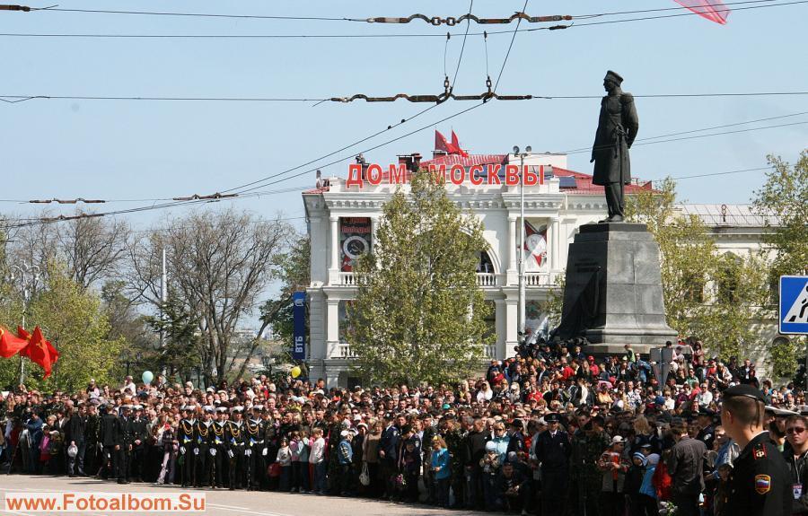 Главная площадь Севастополя – площадь Нахимова